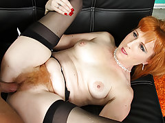 Your Mom's Hairy Pussy 09